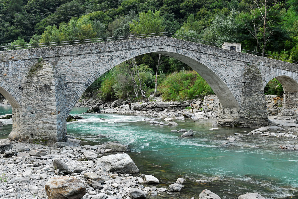 Roman Bridge before Verres