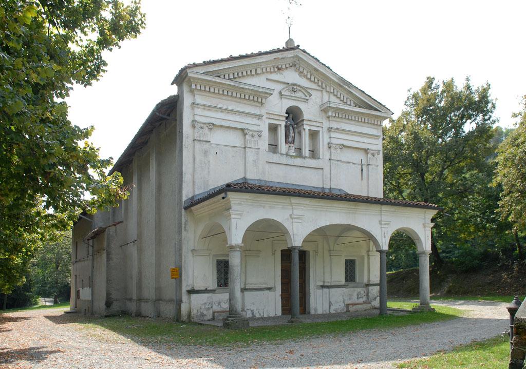 Sanctuary of St Antonio Abate
