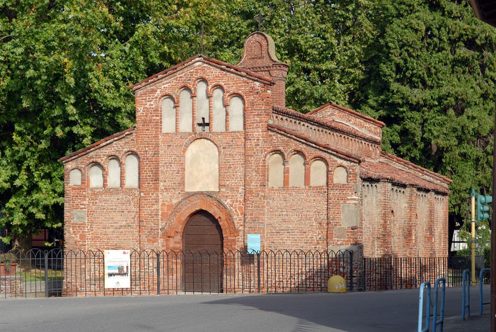 Robbio, Church of San Pietro