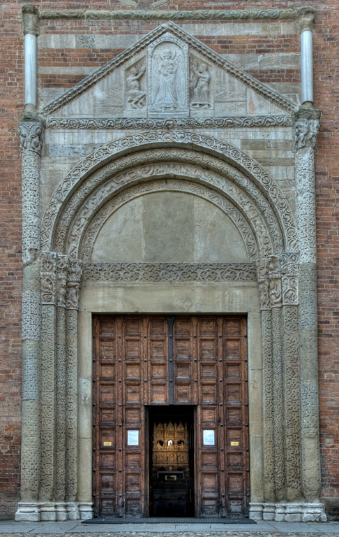 Pavia, San Pietro in Ciel d'Oro
