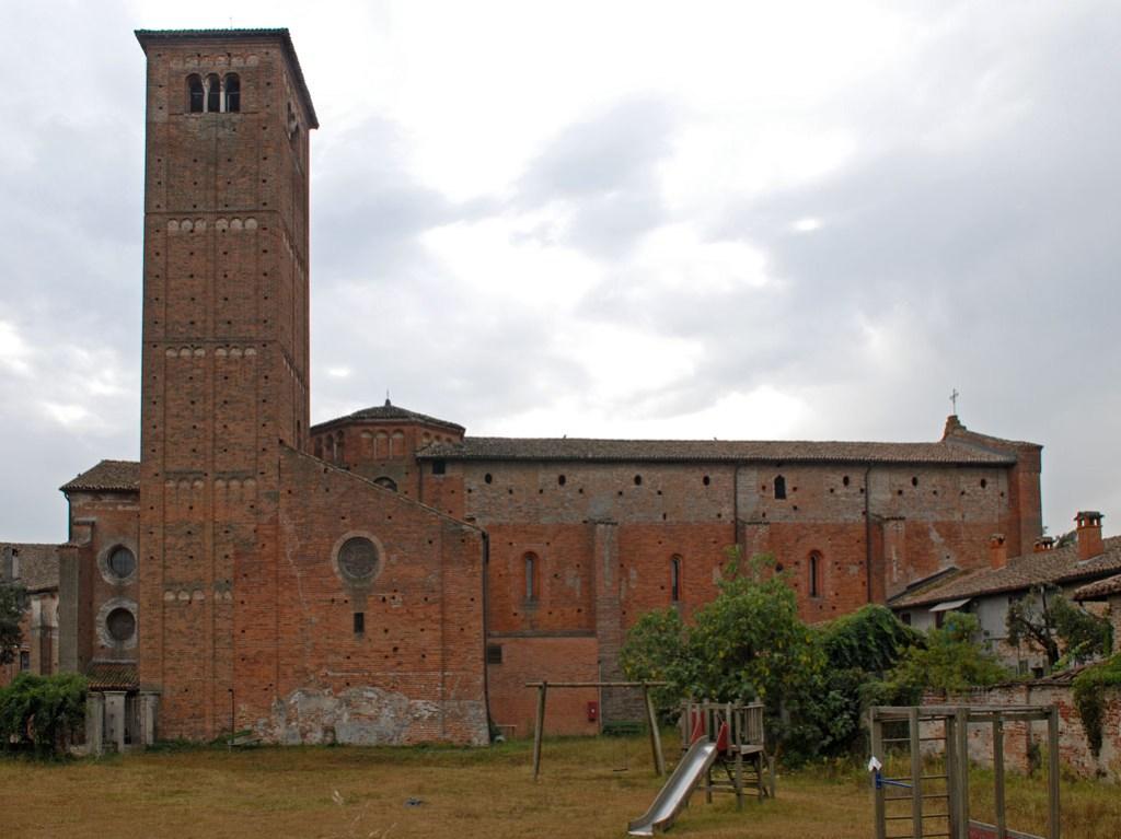 San Lanfranco, Pavia