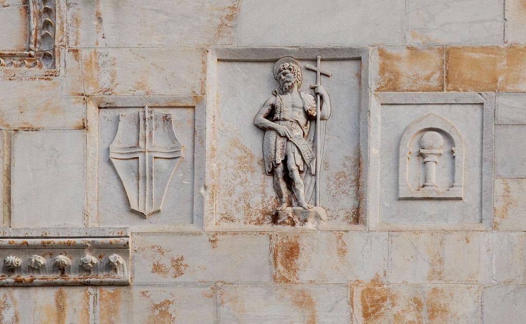 San Rocco on Pietrasanta Cathedral