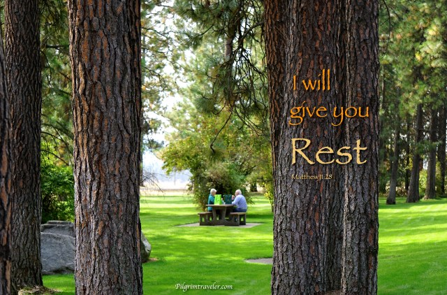 "Matthew 11:28 ""Come to Me, all you who labor and are heavy laden, and I will give you rest."""