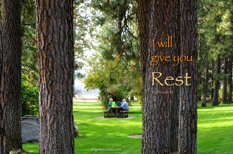"""Matthew 11:28 """"Come to Me, all you who labor and are heavy laden, and I will give you rest."""""""