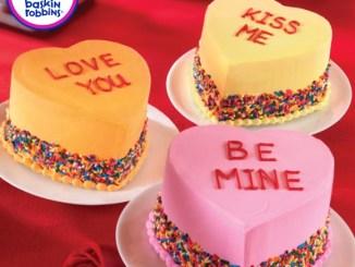 Baskin-Robbins Conversation Cake