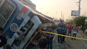 PNR TRAIN derails
