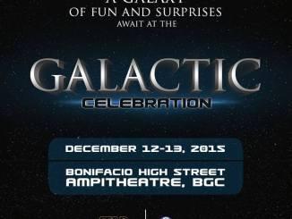 Galactic Celebration