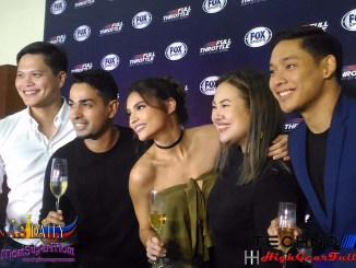 Rhian Ramos and Sam YG Full Throttle