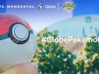 Pokemon Fest Globe