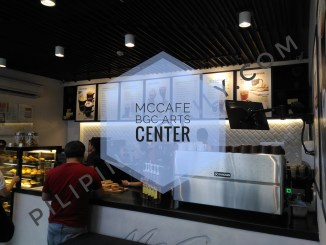 McCafe BGC Arts Center