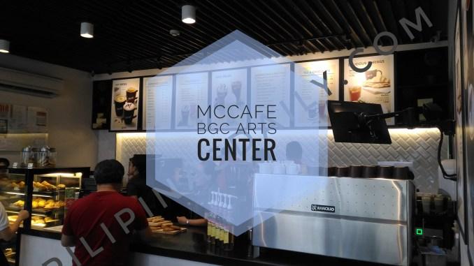 McCafe BGC Arts Center