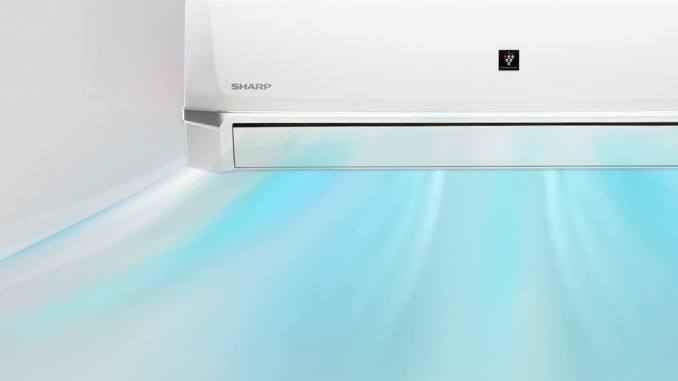 Sharp J-Tech Split Type Air Conditioner