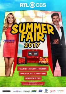RTL CBS Summerfair 2017