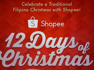 Shopee Christmas promo