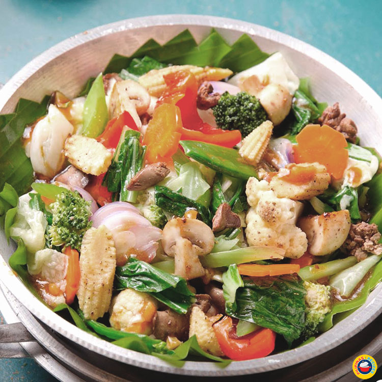 how to cook chopsuey with pork