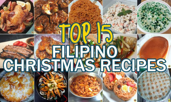 Top 15 Filipino Christmas Recipes