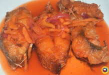 Mahi mahi paksiw recipe pilipinas recipes for Fish escabeche recipe