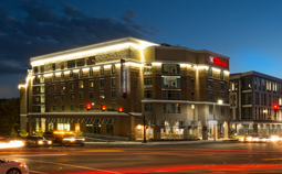 Hilton Garden Inn Asheville Downtown