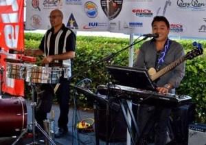 Arriba Latin Jazz Group