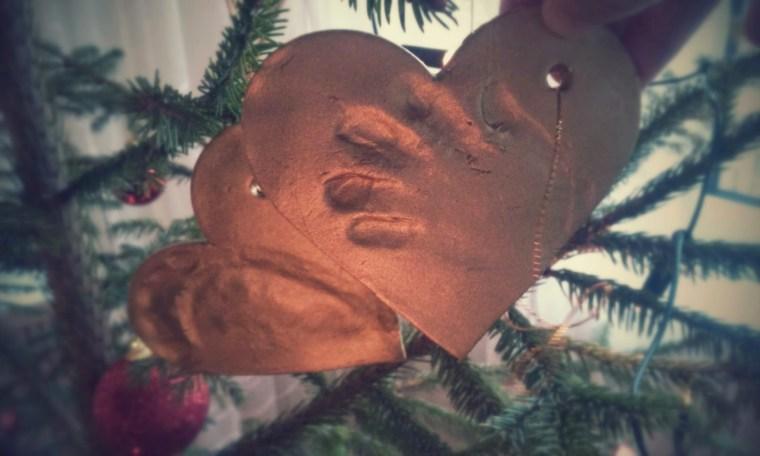 Beebi-Kauri käejäljega kuuseehe