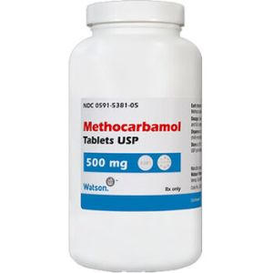 Buy Methocarbamol online