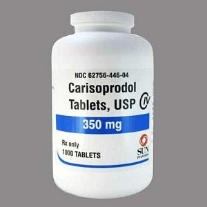 buy 350mg Carisoprodol online