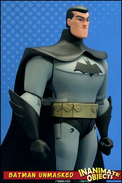 Inanimate Objects Batman Unmasked Tnba