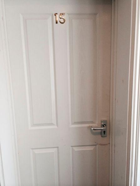 Grubby Door