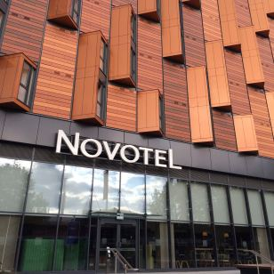 Novotel, Wembley