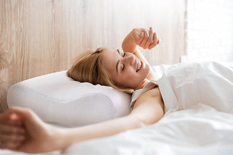 how to use a contour pillow the right way