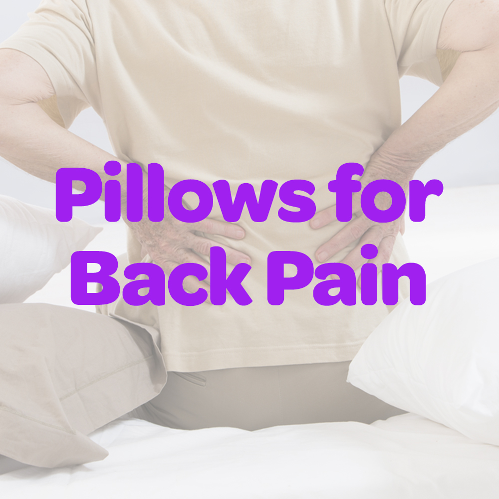 5 Best Pillows for Back Pain 2018  Back Pain Pillow Reviews