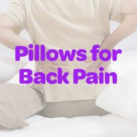 5 Best Pillows for Back Pain 2018 | Back Pain Pillow Reviews
