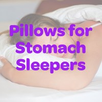 7 Best Pillows for Stomach Sleepers | Stomach Sleeper ...