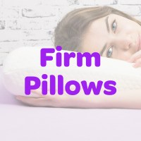 7 Best Firm Pillows for 2018 | Firm Pillow Reviews
