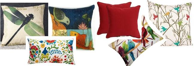 Choosing The Right Outdoor Throw Pillows  Cushions