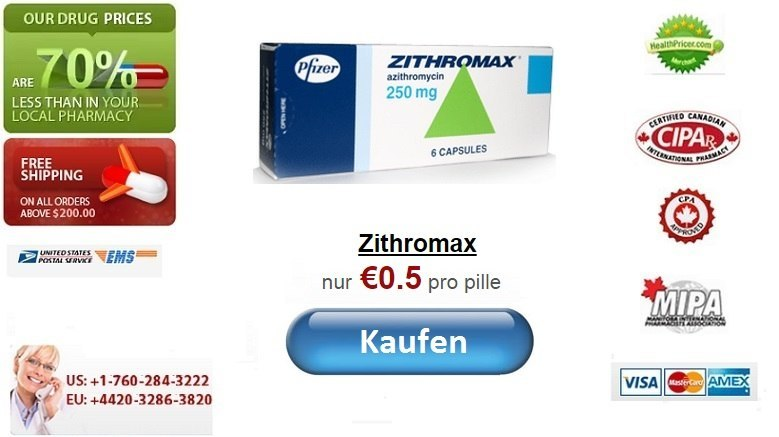 Zithromax azithromycin online ohne rezept kaufen