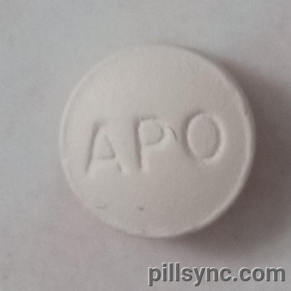round white APO 5 0 score - Help ID pill round white APO 5 ...