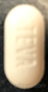 WHITE OVAL TEVA 22 10 - Sucralfate Sucralfate 1000 MG Oral ...