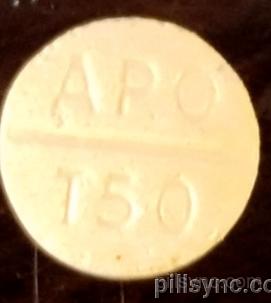 ROUND WHITE APO T50 - Trazodone Hydrochloride 50 MG Oral ...