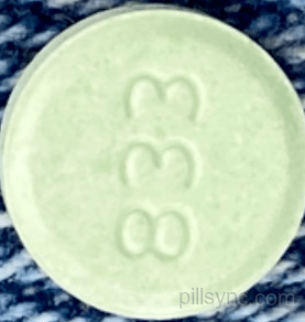 round green Teva 833 - Pill Images