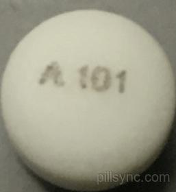 ROUND WHITE A101 - Bupropion Hydrochloride 24 HR Bupropion ...