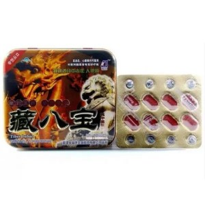 Tibet Babao Male Enhancement Pill