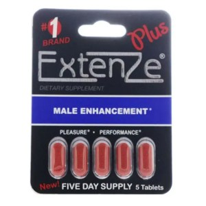 Extenze sex Pill