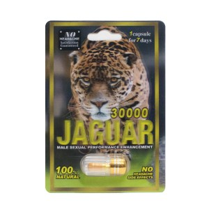 Jaguar Male Enhancement Pill