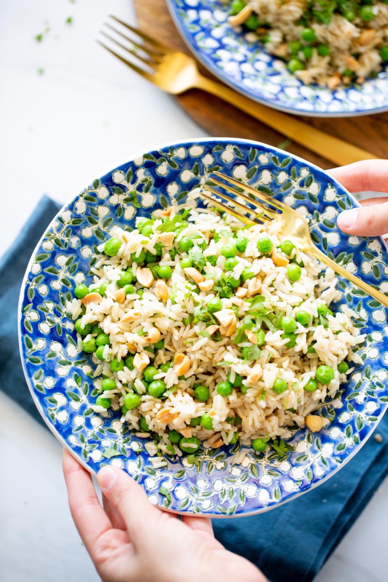 Como bajar de peso rapido sin comer arroz