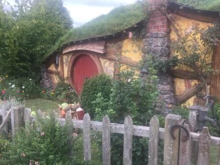 Bilbo Baggins House - Hobbiton