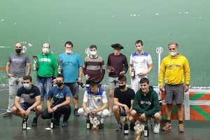 Alberdi campeones Torneo Intxaur