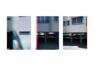 MP # 1–3 (street view 1–3)   2013   Piezo Archival Pigment Print (Giclée)  50 x 70 cm, each   © VG Bild-Kunst