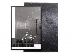 Constellations | 2013 | Fine Art Prints | 90 x 110 cm | © VG Bild-Kunst