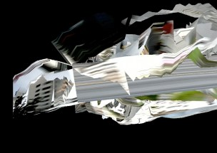 Raw Scan Loop | 2013 | video still | video: 12:29 (loop) | screening 150 x 200 cm (variable) © VG Bild-Kunst